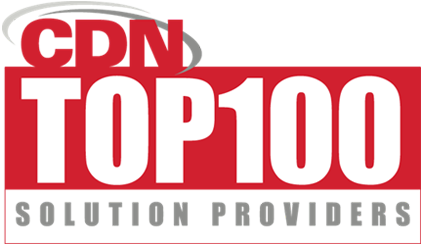 2018 cdn top 100 solutions providers logo